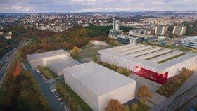 Brno postaví atletům nový »svatostánek«: Halu za 640 milionů!