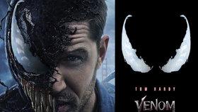Venom: Temnota pohltí Toma Hardyho v novém filmu z dílny Marvelu