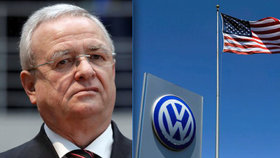Dieselgate zasáhla vrchol vedení VW: Kvůli emisím obvinili v USA tehdejšího šéfa