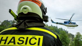 Bouřky se na severu Moravy vyřádily, hasiči nejčastěji čerpali vodu