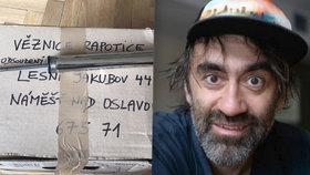 Jakub Kohák poslal balík do vězení! Co se v něm ukrývalo?