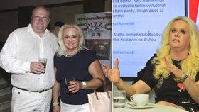 Brutální hádka Štikových v redakci Blesku odhalila: Rvačka a pak osm stehů na hlavě!