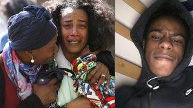 Slavného YouTubera (†17) zastřelili na ulici! V Londýně zuří válka gangů