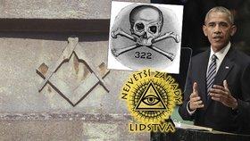 Tajná společenství privilegovaných boháčů: Tajemství Zednářů a Iluminátů odhaleno! Co plánují?