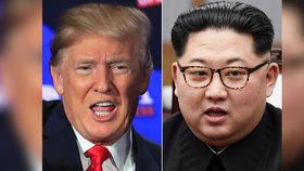 Bude to v Praze? Trump odtajnil, kde bude historická schůzka s Kimem