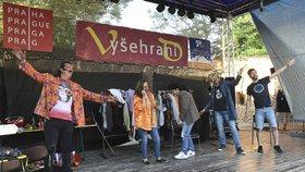Vyšehraní popatnácté: Pořadatelé věnují zahájení festivalu zesnulému Wabi Daňkovi