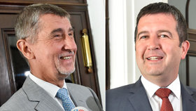 """Babiš a Hamáček mají koaliční smlouvu hotovou. ODS: """"A přivádí komunisty k moci"""""""
