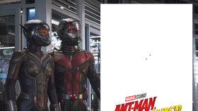 Ant-Man a Wasp přesvědčují diváky v prvních ukázkách, že co je malé, to je akční