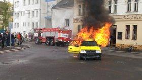 Dobrovolní hasiči z Ďáblic slaví 120 let existence. Výročí ozvláštní ohňová show
