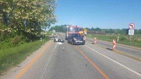 Smrt motorkáře Andreje (†34): Po pádu ho přejelo auto