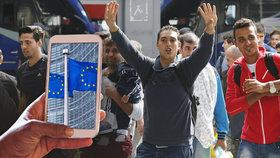 Zaměstnej migranta! EU zaplatí hru za milion korun, bude simulovat pohovor