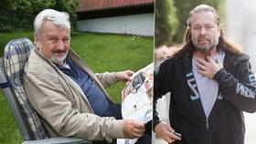 Jiří Pomeje to po krachu manželství sám nezvládl. Skončil, kde musel...