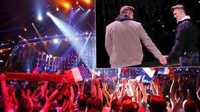 Cenzura a zákaz vysílání v Eurovizi! Skandál kvůli lásce gayů