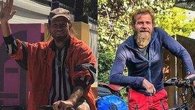 Jeli kolem světa, našli je zohyzděné na dně mexické rokle: Krzysztofovi uřízli hlavu a nohu, Holgera popravili kulkou