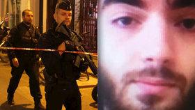 Takhle vypadá Čečenec, který vraždil v Paříži. Policie zadržela jeho přítele