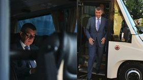 """Babiš v Ústí ve """"vyloučené lokalitě"""": Pomůžeme  zlikvidovat byznys s chudobou"""
