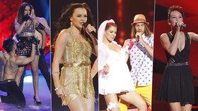 Diváci kritizují SuperStar: Kostýmy pro laciné štětky a popraviště kluků, spílají tvůrcům show