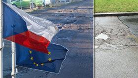 Češi v investicích trumfnou Němce i Slováky. Proč to na silnicích není vidět?