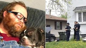 Hra s pistolí u pasu se nevyplatila: Američana postřelil jeho vlastní pes