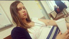 Zničená Leichtová na odběrech: Testy na těhotenskou cukrovku jí daly zabrat!