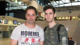 Martin Dejdar promluvil o synovi! Podoba s otcem mu vynesla roli ve filmu