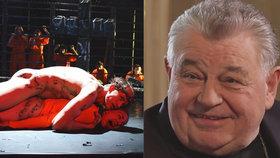 Duka se kvůli znásilňujícímu Ježíši a penisu papeže odvolal: Zasáhlo mě to, uvedl