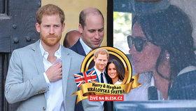 Zkouška svatby skončila fiaskem: William zuřil, snoubenci plakali!