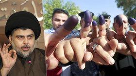 Ťafka pro USA: Parlamentní volby v Iráku vyhrály strany, proti nimž bojovaly