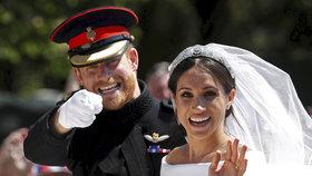 Svatební menu Meghan a Harryho odhaleno: Po čem se hosté olizují?