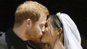 Novomanželé Harry a Meghan: Líbánky jen na jednu noc! Kde ji stráví?