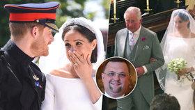 Meghan si sice vzala prince, ale občanství jí nedali! V Británii je na vízum