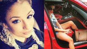 Krásnou Irinu (†29) našli ubodanou v poli: Zatčen byl podnikatel Jan (50)