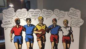 Rychlé šípy čeká měsíční oslava 80. narozenin: Skauti chystají předčítání i výstavu