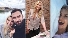 Únava a zběsilý útěk do zahraničí! Misska Nováčková příteli obětovala všechno