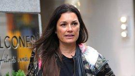 Alena Šeredová ukázala pravou tvář. Na nákupy bez make-upu!
