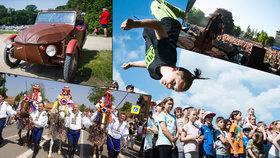 """Tipy na víkend: Festival """"ábíčka"""", hudební nálož Mezi ploty, sraz velorexů i jízda králů"""