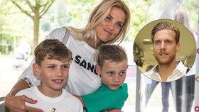Manželka fotbalisty Kováče Klára: Jeden syn miluje balón, druhý barbíny!