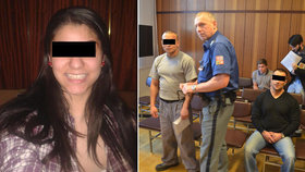 Svou dívku Natálii prý nabízel na sex: Bil ji, až potratila, řekl kumpán u soudu