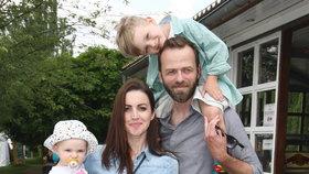 Neotřelé vyznání Langmajera manželce: Slova, jak jí děti roztrhly břicho!