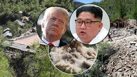 Kim je s USA připraven jednat kdykoli. V šoku ze zrušení summitu je Jižní Korea