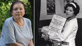 Žena za pultem Jiřina Švorcová: Chtěla ji unést mafie! Televize na ni už kašle