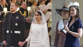 »Dohazovačka«, co seznámila Harryho a Meghan: Z jejich svatby utekla!