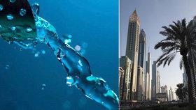 Češi se chystají měnit vzduch na vodu. Chtějí zazářit na Expu v Dubaji