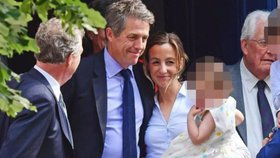 Hollywoodský svůdník a bouřlivák Hugh Grant (57): Svatba v utajení!