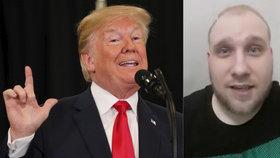 Vězněného Američana ve Venezuele propustili. Trump ho hned pozval do Bílého domu