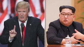 Trump u schůzky s Kimem znovu otočil. Na summit s KLDR se USA dál připravují