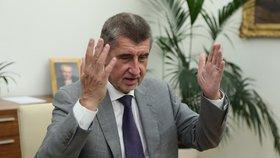 Babiš: ČSSD hlasovala pro Kalouskův projekt. Referendum ale dopadne