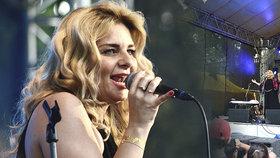Střelecký ostrov duněl o sto šest: Slovenská Beyoncé odstartovala romský festival Khamoro