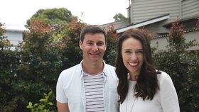 Těhotná novozélandská premiérka předá funkci až ve dveřích porodnice. Doslova