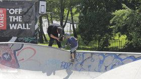 Board 4 Future – skateboardové mládí poměří síly na závodech napříč republikou